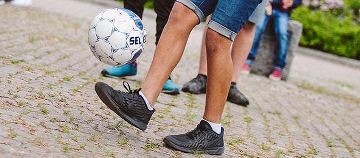 fotbollsskola, framtidenkoncernen