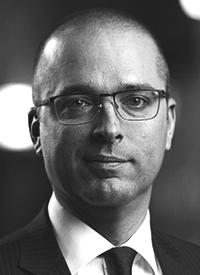 Kristian Pedersen, advokat och delägare på Advokatfirman Kahn Pedersen.