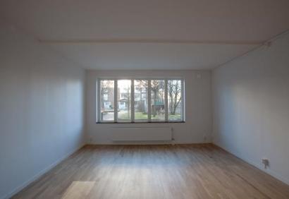 ...en fin lägenhet.