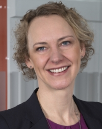 Monica Fallenius, fastighetschef på Hemsö.