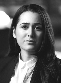 Tahmina Sahibli, jurist på Advokatfirman Kahn Pedersen.