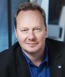 Robert Jademyr, säkerhetschef på Familjebostäder i Göteborg.