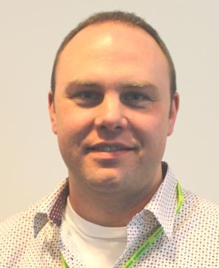 Andreas Jonsson, projektledare på Uppsala.