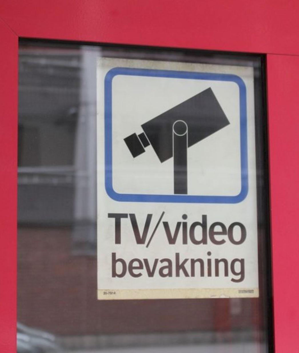 kamerabevakning