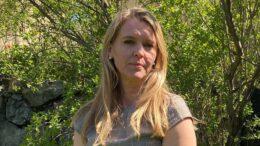 Pernilla Parding, programansvarig på Stockholms Stadsmission